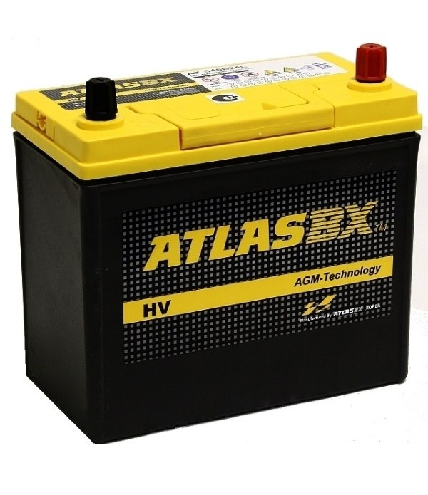 Atlas ABX AGM  55 550 О.П.